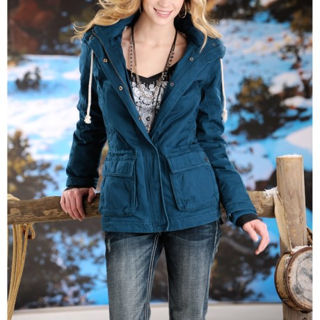 Powder River Outfitters Paxton Twill Jacket (For Women)