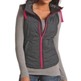 Powder River Outfitters Solid High-Performance Vest - Insulated, Full Zip (For Women)