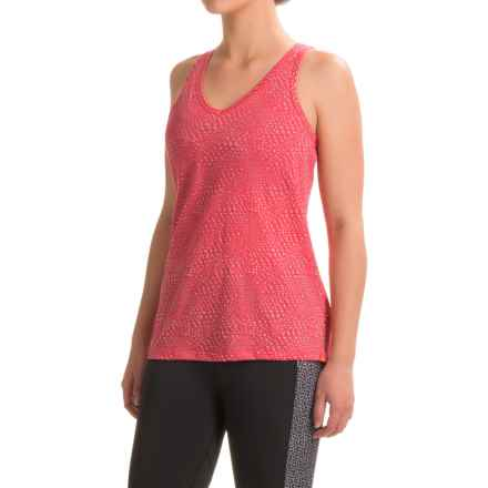 prAna Abbie Tank Top (For Women) in Azalea - Closeouts