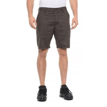 85c9b7481bb1 prAna Acacia Brown Furrow Shorts (For Men) in Acacia Brown