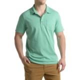prAna Adder Polo Shirt - Organic Cotton Blend, Short Sleeve (For Men)