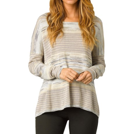 prAna Adelaide Sweater Relaxed Fit (For Women)