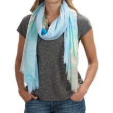 prAna Alesso Scarf (For Women) in Blythe Blue - Closeouts
