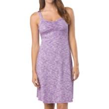 prAna Amaya Space Dye Dress - Sleeveless (For Women) in Boysenberry - Closeouts