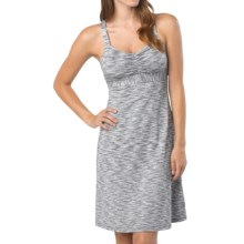 prAna Amaya Space Dye Dress - Sleeveless (For Women) in Opal - Closeouts