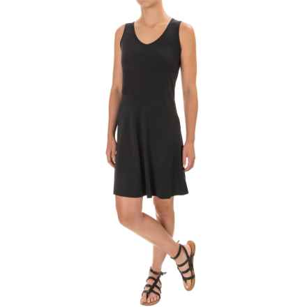 prAna Amelie Dress - Sleeveless (For Women) in Black - Closeouts