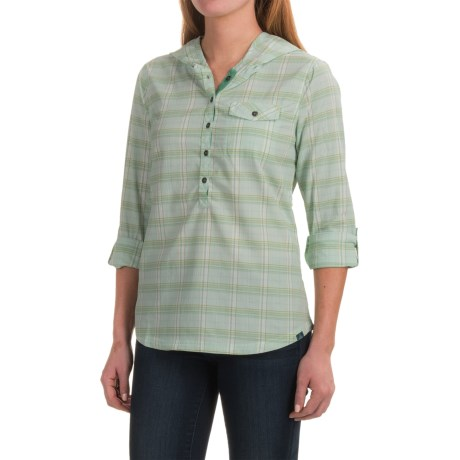 prAna Anja Hooded Shirt - UPF 50+, Long Sleeve (For Women)