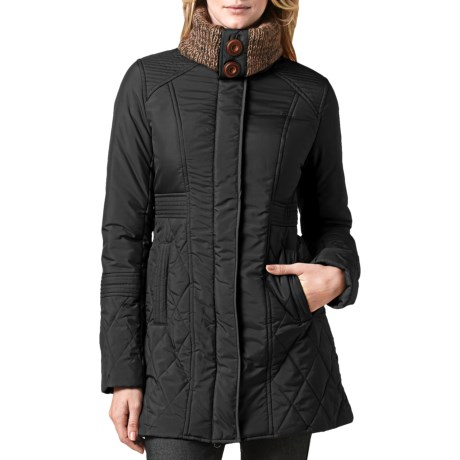 prAna Arden Jacket - Insulated (For Women) in Ivy