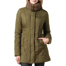 prAna Arden Jacket - Insulated (For Women) in Ivy - Closeouts