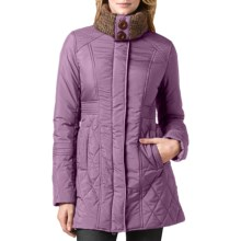 prAna Arden Jacket - Insulated (For Women) in Vintage Grape - Closeouts