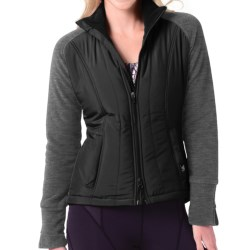 prAna Audrina Jacket - Insulated (For Women) in Black