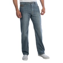 prAna Axiom Jeans (For Men) in Antique Blue - Closeouts