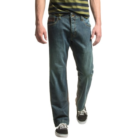 prAna Axiom Jeans (For Men) in Antique Stone Wash