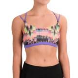 prAna Azora Bikini Top - UPF 50+, Removable Cups (For Women)