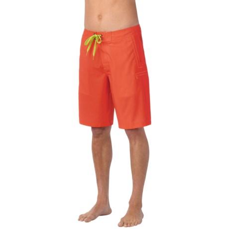 prAna Beacon Boardshorts UPF 50+ (For Men)