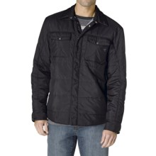 prAna Belay Insulator Jacket (For Men) in Black - Closeouts