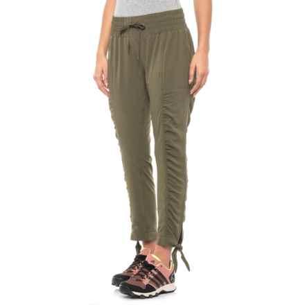 d9c52d6904 prAna Bindu Stretch Woven Pants (For Women) in Cargo Green - Closeouts
