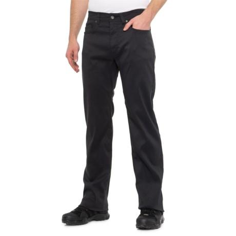 c52ca054e12 prAna Black Brion Pants (For Men) - Save 38%
