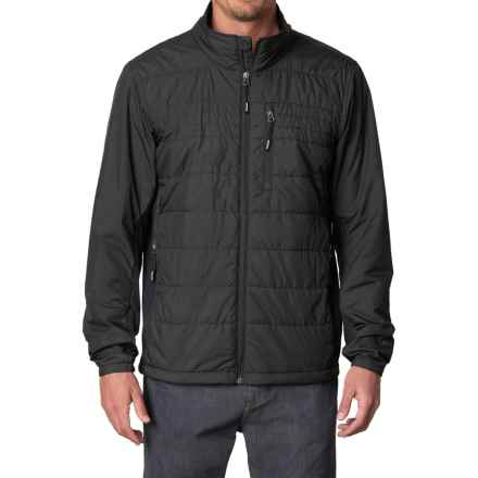 prAna Blaise PrimaLoft® Jacket - Insulated (For Men) in Black - Closeouts
