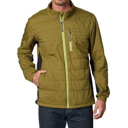prAna Blaise PrimaLoft® Jacket - Insulated (For Men) in Saguaro - Closeouts