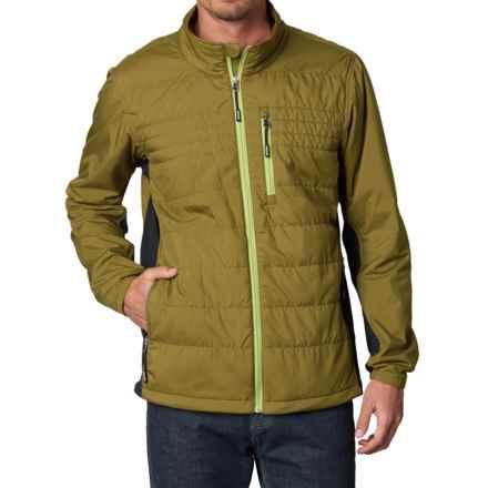 prAna Blaise PrimaLoft® Jacket - Insulated (For Men) in Saguaro - Closeouts