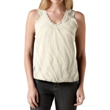 prAna Bree Tank Top (For Women) in Natural - Closeouts