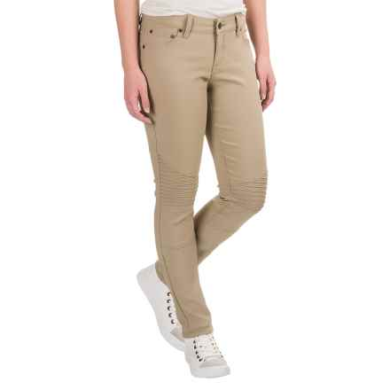 prAna Brenna Pants (For Women) in Sand - Closeouts