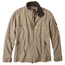 prAna Bronson Jacket (For Men) in Khaki - Closeouts
