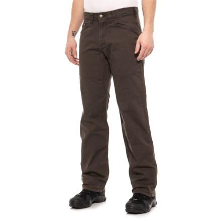 6d1c2ed1 prAna Bronson Pants - Organic Cotton (For Men) in Acacia Brown