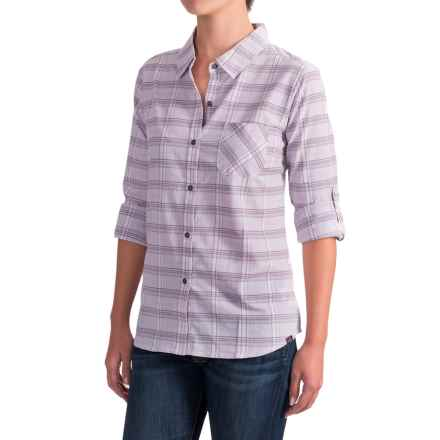 prAna Bronwyn Shirt - UPF 50+, Long Sleeve (For Women) in Grapevine - Closeouts