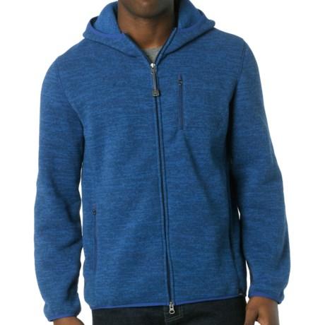 prAna Bryce Sweater - Fleece (For Men) in Pure Blue