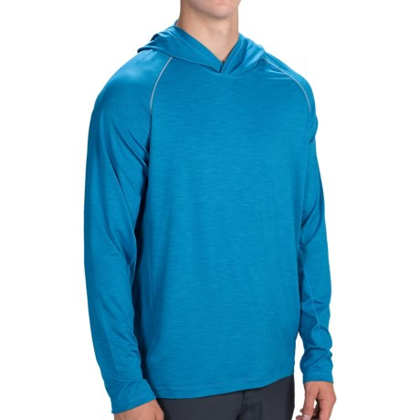 prAna Calder Hoodie Shirt UPF 50+, Long Sleeve (For Men)