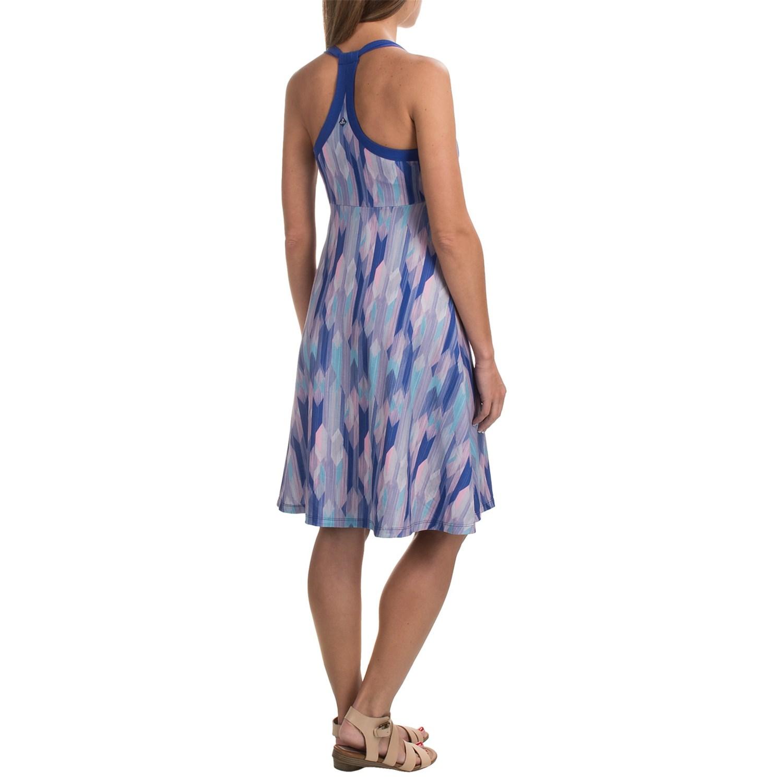 bf17615cff8 prAna Cali Tank Dress - Built-In Shelf Bra (For Women)