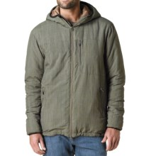 prAna Capitan PrimaLoft® Jacket - Insulated (For Men) in Olive - Closeouts