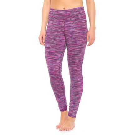 prAna Caraway Tights (For Women) in Grapevine - Closeouts