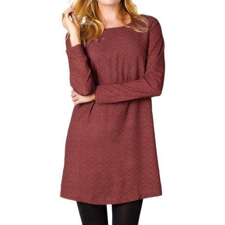 prAna Cece Dress Long Sleeve (For Women)