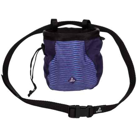 prAna Chalk Bag with Belt (For Women) in Bluebell Ziggie - Closeouts