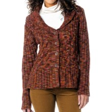 prAna Charlotte Cardigan Sweater (For Women) in Terracotta - Closeouts