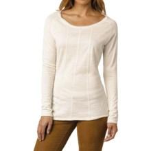 prAna Chrissa Shirt - Wool Blend, Long Sleeve (For Women) in Winter - Closeouts