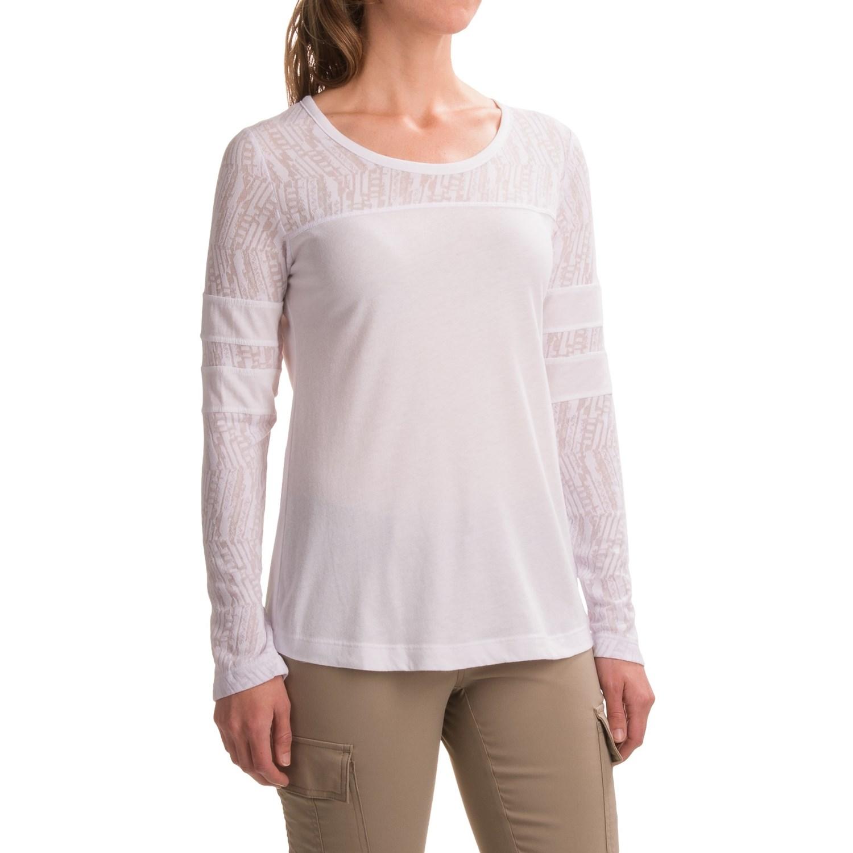 Prana cleo shirt for women save 16 for Prana women s shirts