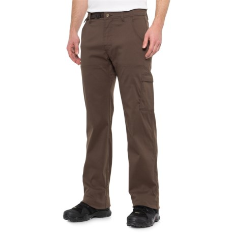 "c8b5d785625aaa prAna Coffee Bean Stretch Zion Pants - UPF 50+, 34"" (For Men"