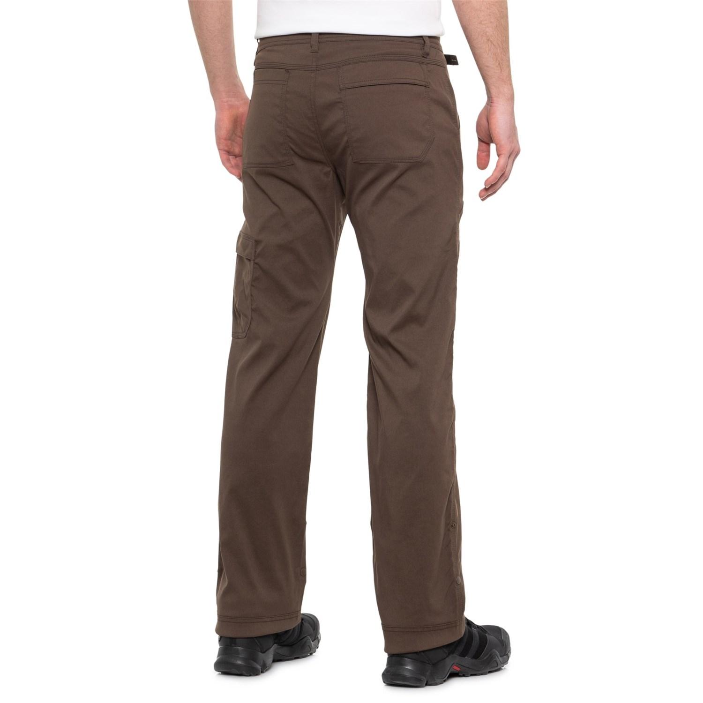 "9863f8f2090e67 ... Men 740KM_2 prAna Coffee Bean Stretch Zion Pants - UPF 50+, 34"" (For"