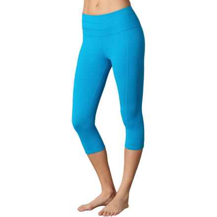 prAna Contour Knickers (For Women) in Electro Blue - Closeouts