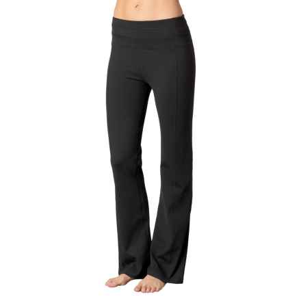 prAna Contour Pants (For Women) in Black - Closeouts