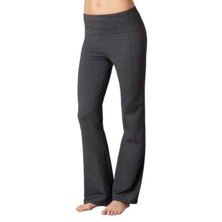 prAna Contour Pants (For Women) in Charcoal Heather - Closeouts
