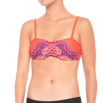0612a61077 prAna Cosima Bikini Top - UPF 50+, Underwire (For Women) in Neon