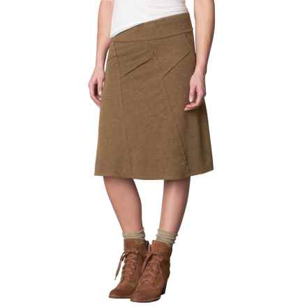 prAna Daphne Skirt (For Women) in Pottery - Closeouts