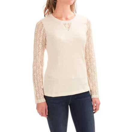 prAna Darla Shirt - Organic Cotton, Long Sleeve (For Women) in Winter - Closeouts