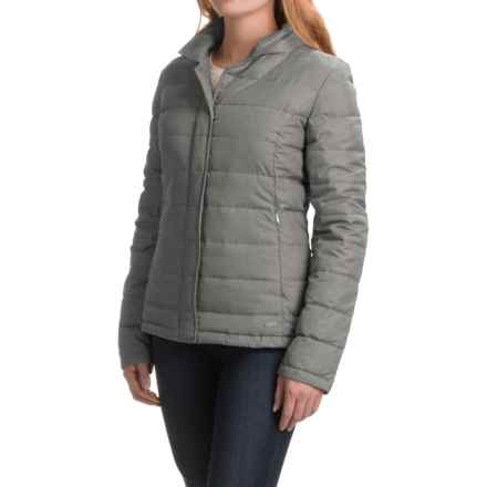 prAna Dawn Packable Down Jacket (For Women) in Muted Truffle - Closeouts