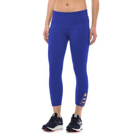 prAna Deco Capris (For Women) in Cobalt - Closeouts